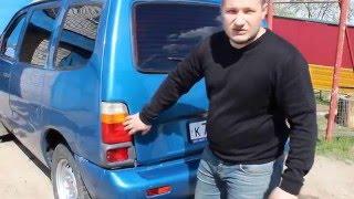 видео ВАЗ 2120 «Надежда»