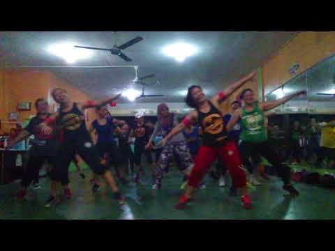 New Face Fitness Dance by Tuaran Aerodance