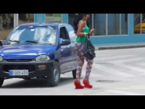 Chica Cubana in Holguin