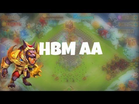 Castle Clash#HBM AA