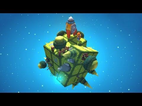Cubiverse Trailer (Pre-alpha)
