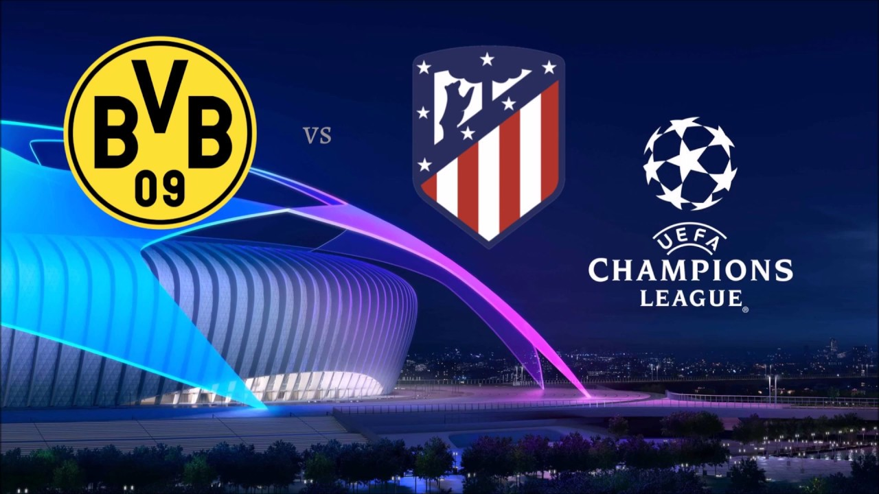 Dortmund Vs Atletico