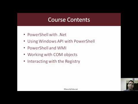Powershell for Pentesters - Nikhil Mittal - Course Introduction