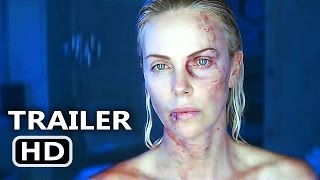 АTOMIC BLΟNDE Official Trailer (2017) Charlіze Theron Action Movie HD