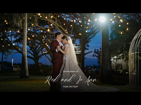 Rod And Jo Ann | On Site Wedding Film By Nice Print Photography
