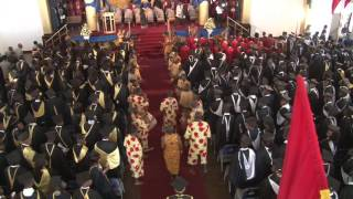 Col Basic And Applied Sciences Congregation 1st Session