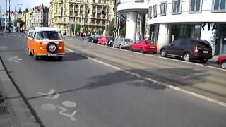VW Oldtimer in Prag