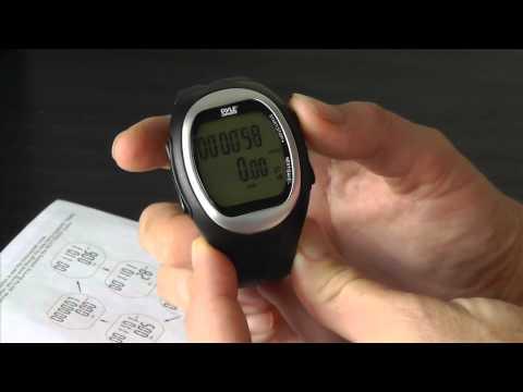 S7 heart rate sportline watch manual pdf