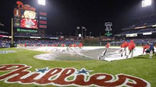 Behind the Scenes with the Phillies Grounds Crew