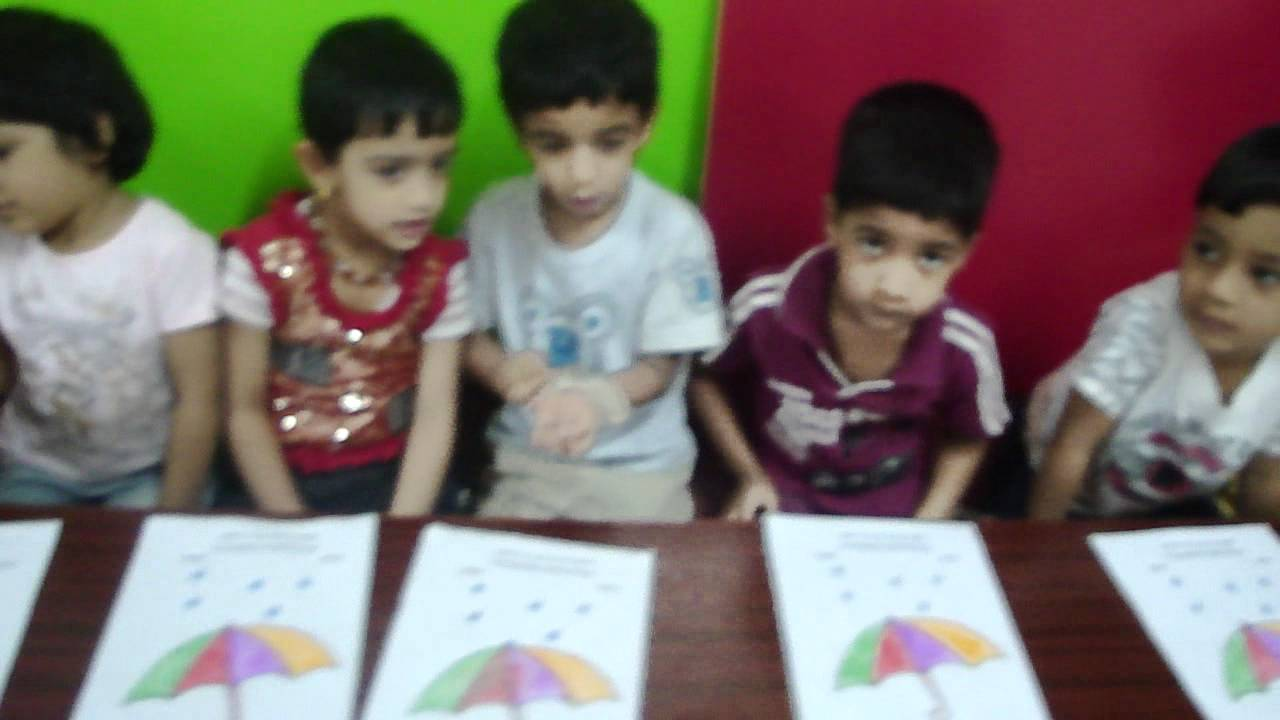 Colouring Competition(3) - LKG KIDS, June 2011 - Saudi Arabia ...