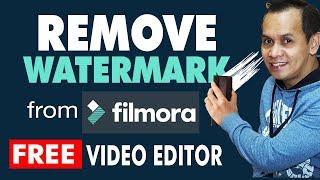 HOW TO REMOVE WATERMARK ON FILMORA 9 (2019)