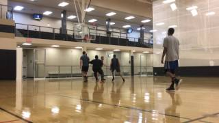 Isaiah and Jordan Southerland | Hoop and Dunk Session Video