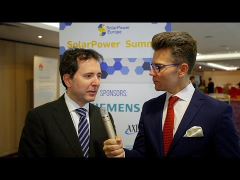 SolarPower Summit 2017: Paolo Frankl, Head of the Renewable Energy Division at IEA