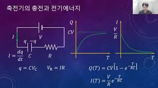 [물리학Ⅱ 강의] 2-(2)-4. 축전기