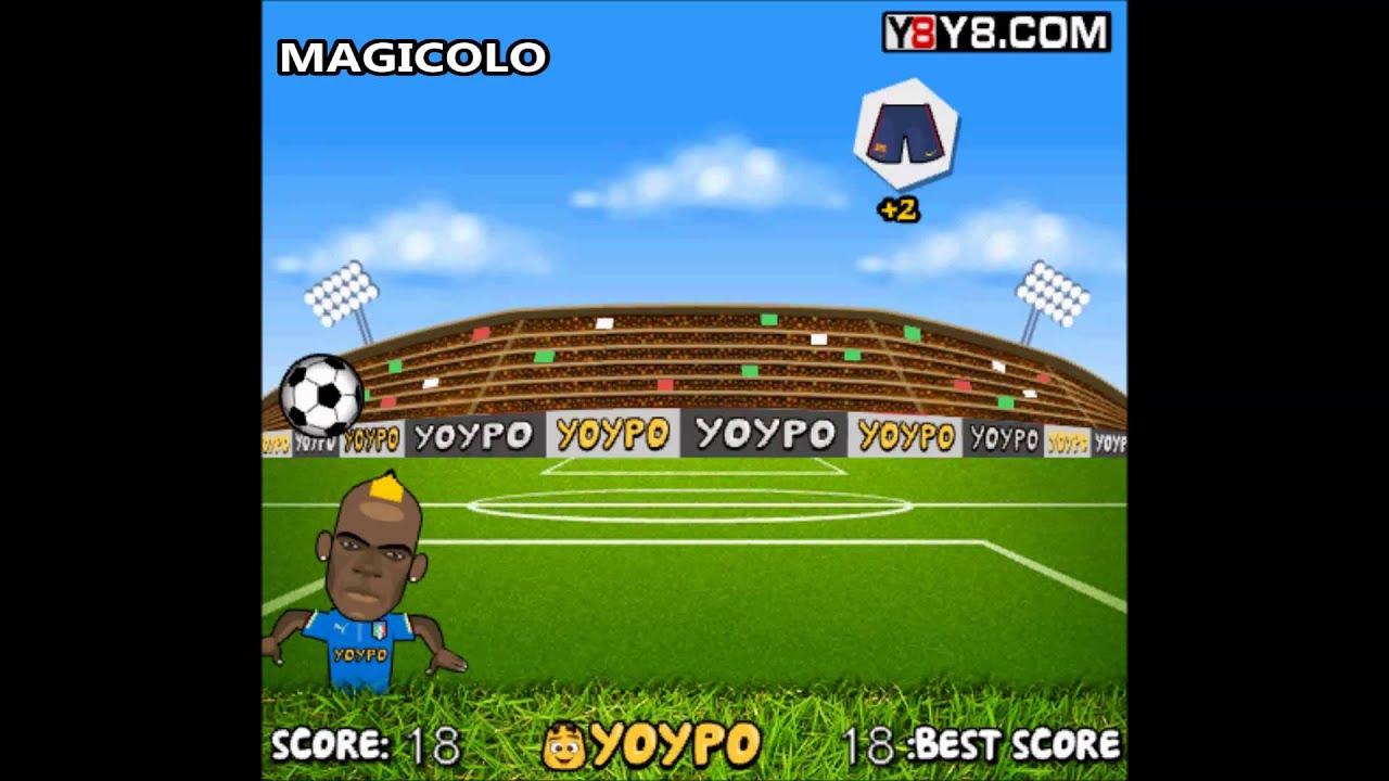 Y8 Soccer Star Head Ball y8 games to play 2014