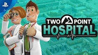 Two Point Hospital | Developer Walkthrough | PS4
