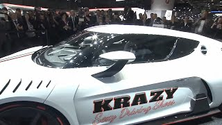 Crazy Lamborghini | Krazy Sexy Driving Shoes