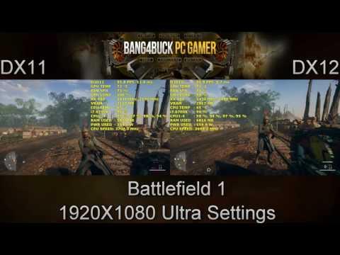 Battlefield 1 Pc Tweaks Guide Fps Increase Config File