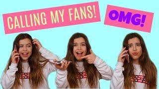 CALLING MY FANS!!! - SOPHIA GRACE