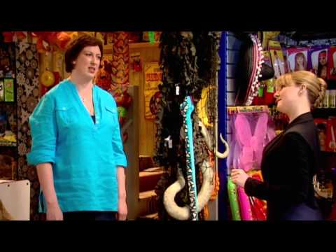 Unaired pilot of Miranda Hart's Joke Shop