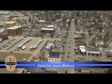 Full Procession - Honoring Detective Jason Weiland