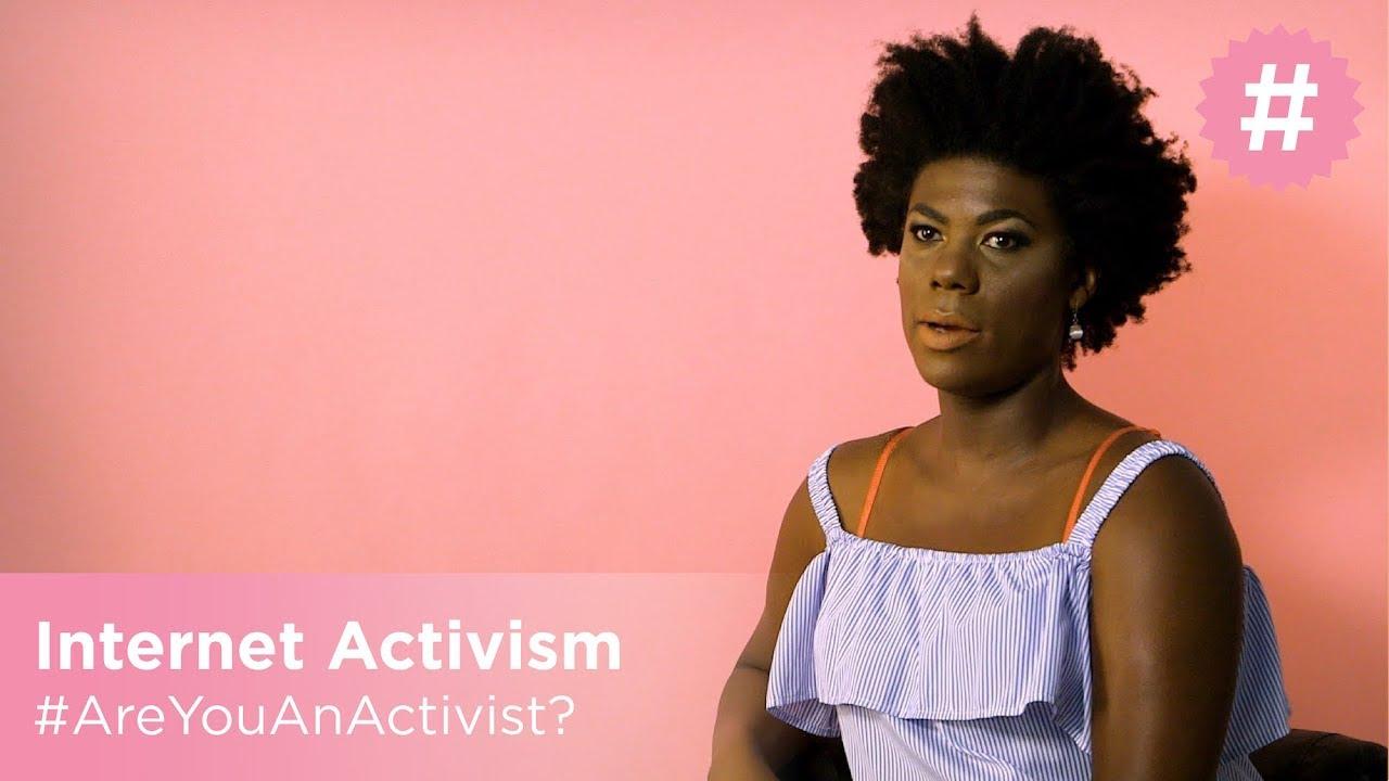 THE POWER OF ONLINE ACTIVISM | #AreYouAnActivist | #PinkProtest