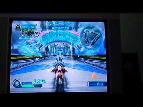 [WR] Sonic Riders Zero Gravity: Aquatic Capital RACES 00'41''76 Replay