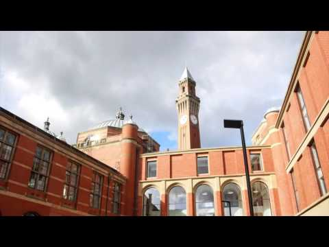 A Timelapse in University of Birmingham