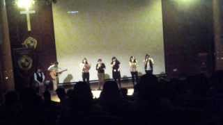 Marilah Kemari by Riboflavin Ersee, Frista,Risma,Viona,Rebecca canta magnifica @FK UKRIDA 2013