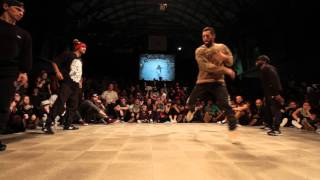 Luan - Bootuz VS Junior  - Yaman Quart Final LCB 6 (2015)