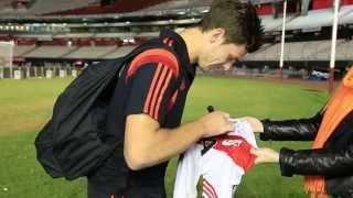 Somos River: ganá la camiseta de Lucas Boyé