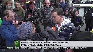 Le gouvernement néerlandais entre dans une zone de turbulences