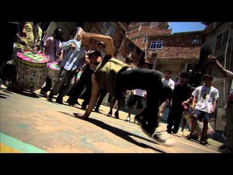 Breakdance in Rio de Janeiro