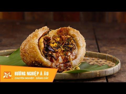 Cách làm gà bó xôi chiên giòn cực ngon - Học nấu ăn ngon