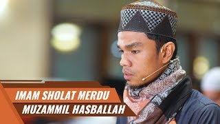 Download Mp3 Imam Sholat Merdu || Surat Al Fatiha & At Takatsur || Muzammil Hasballah