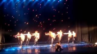 """Шоу-балет """"Искушение"""" - Под дождем. Ролик 17"""