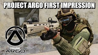 Project Argo! My First Impression | Game Modes Explained