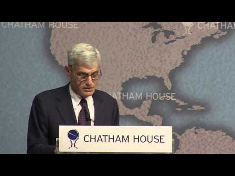 Robert Rubin on Economic Challenges Facing the US and Eurozone