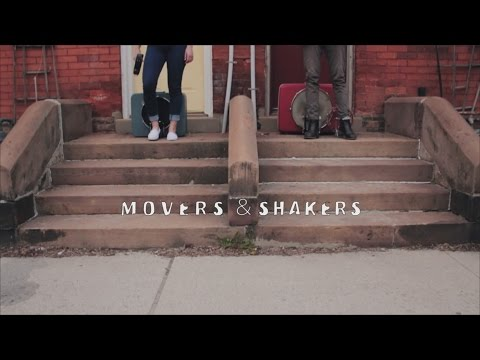 "Among Giants - ""Movers & Shakers"" Official Music Video"