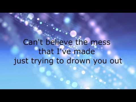 In the Blue - Kelly Clarkson Lyrics