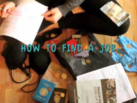 How To Find A Job In Hamilton