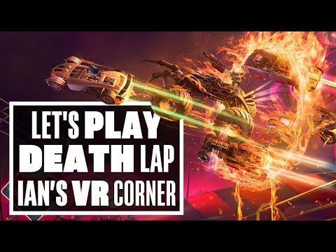 Death Lap gameplay on Rift S AND Quest feels like a false start - Ians VR Corner