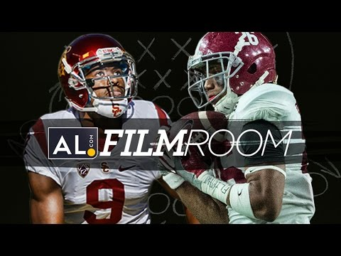 Film Room: Why USC's offensive weapons could pose a threat to Alabama