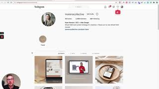 How to link SnapWidget directly to Instagram in Showit for free