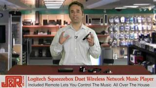 Logitech Squeezebox Duet Wireless Network Music Player Review