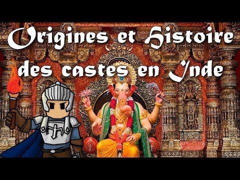 Download CASTES EN INDE, ORIGINES ET HISTOIRE DU SYSTÈME DE CASTES INDIEN