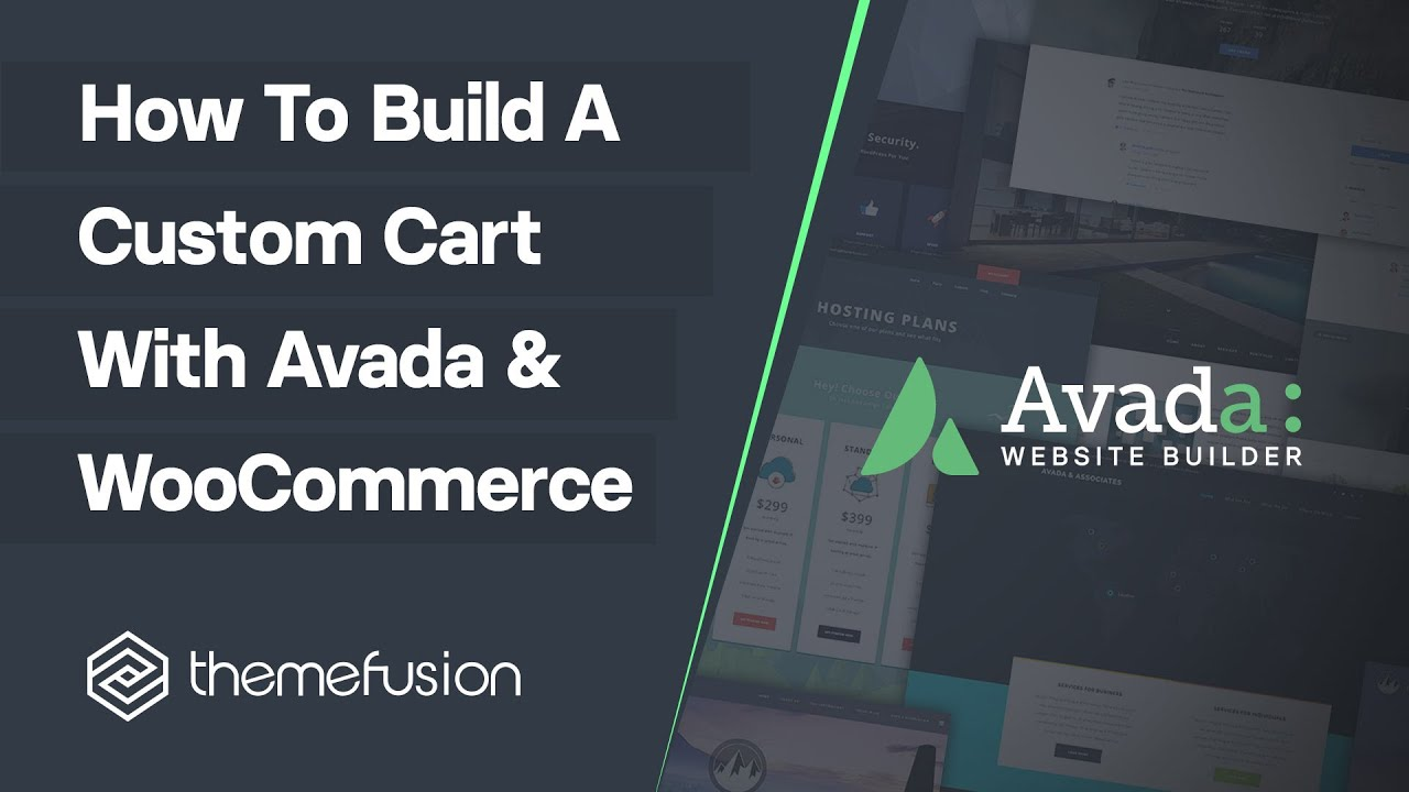 Download How To Build A Custom Cart With Avada & WooCommerce