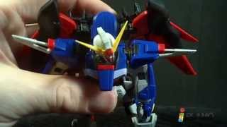 1/144 RG Destiny Gundam Review