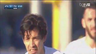 Video Gol Pertandingan Atalanta vs Fiorentina