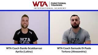 Intervista agli Istruttori formati dalla WTA Functional Training Academy part.2